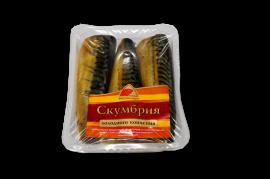 Скумбрия х/к 850гр Вкусное море