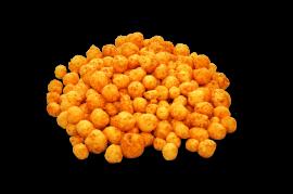 Сырные шарики со вкусом бекона