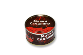 "Икра красная ""Маяки сахалина"" 140гр"
