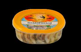 Сельдь филе в масле с шампиньонами 500гр
