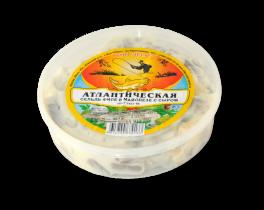 Сельдь филе в майонезе с сыром 380гр