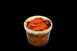 Морковь с грибами 2кг