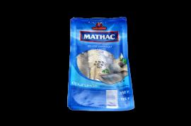 """""""Матиас"""" Сельдь филе оригинальная в масле 150гр"""