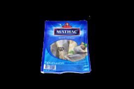 """""""Матиас"""" Сельдь филе оригинальная в масле 250гр"""