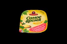 """Салат """"Крабовый с креветками и ананасами"""" 150гр"""