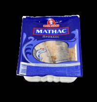 """""""Матиас"""" Сельдь филе в масле """"Прованс"""" 250гр"""