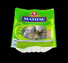 """""""Матиас"""" Сельдь филе в масле """"Свежая зелень"""" 250гр"""