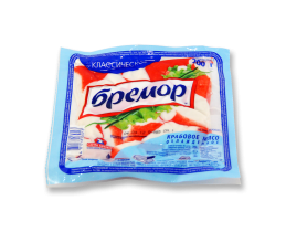 Крабовое мясо (охлажденное) 200гр