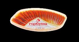 Горбуша филе в масле 180гр Вкусное море