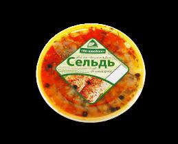 "Сельдь филе ""По-шведски"" 380гр Вкусное море"