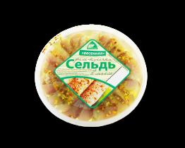 "Сельдь филе ""Весенняя"" 380гр Вкусное море"