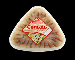"""Сельдь филе """"Традиционная"""" 500гр Вкусное море"""