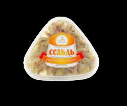 """Сельдь филе рецепт №6 """"С лучком"""" 200гр Вкусное море"""