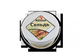 """Сельдь филе """"По-королевски"""" 1кг Вкусное море"""
